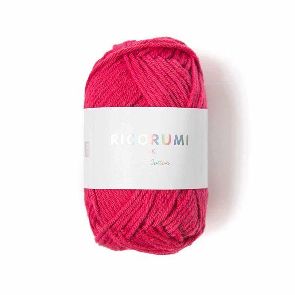 yarn raspberry