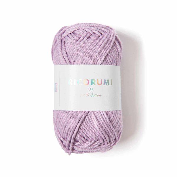 yarn lilac