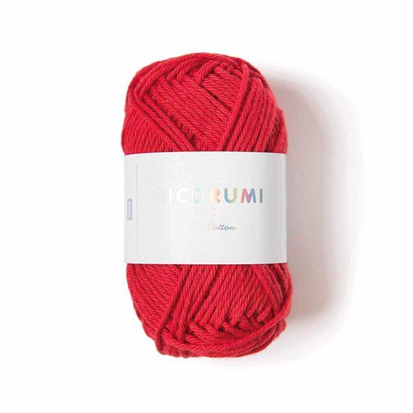 yarn red