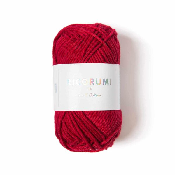 yarn wine red