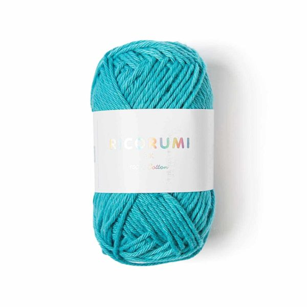 yarn turquoise