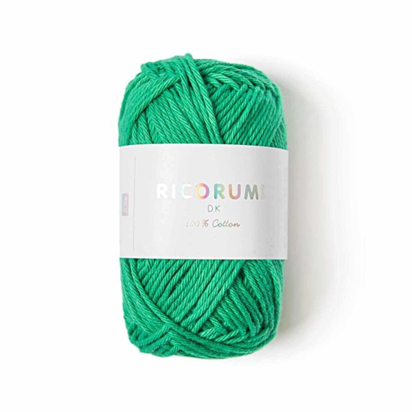 yarn grass green