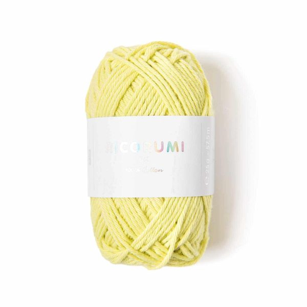 yarn light green