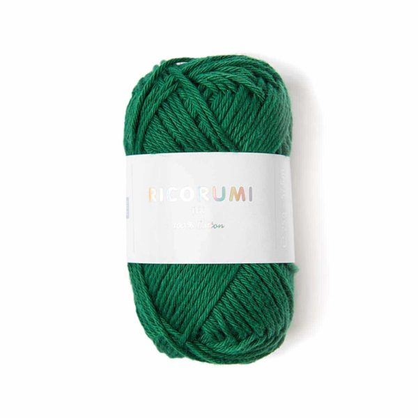 yarn fir green