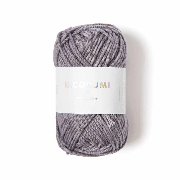 yarn mouse grey