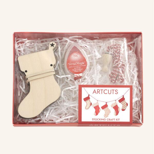 Artcuts Stocking Craft Kit