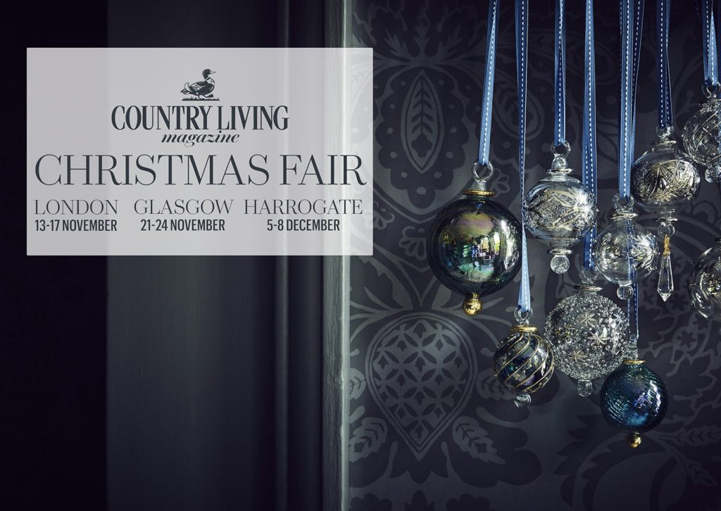 country living magazine fairs