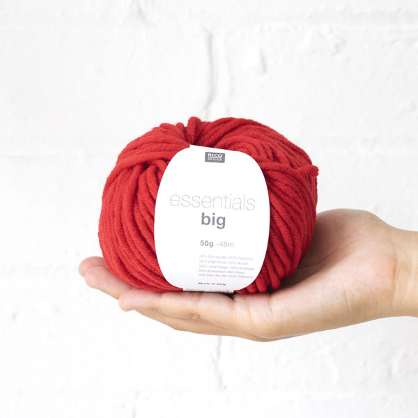 Big Essentials Wool 030