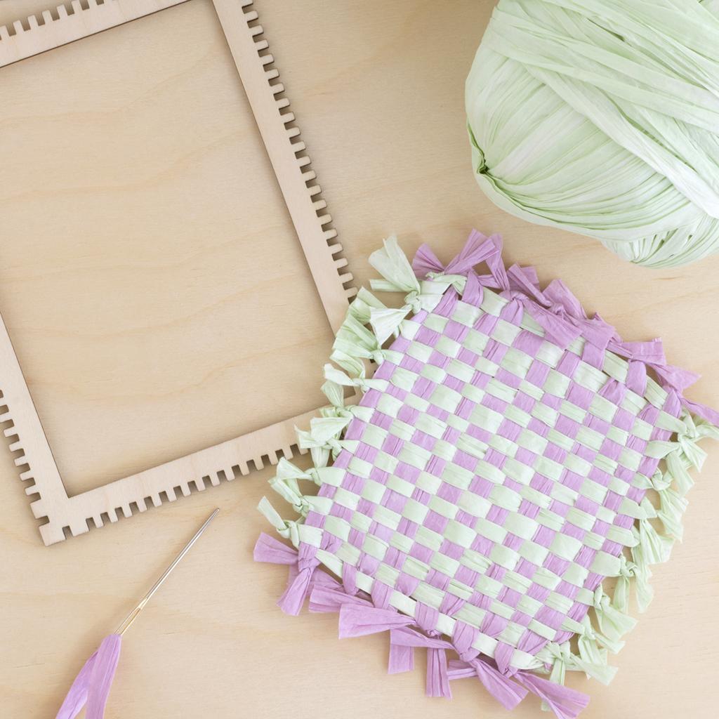 Artcuts Lilac Plain Weave
