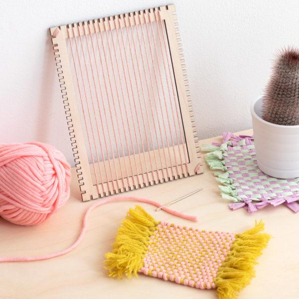 Stitching & Weaving