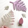 Ferns pink lo