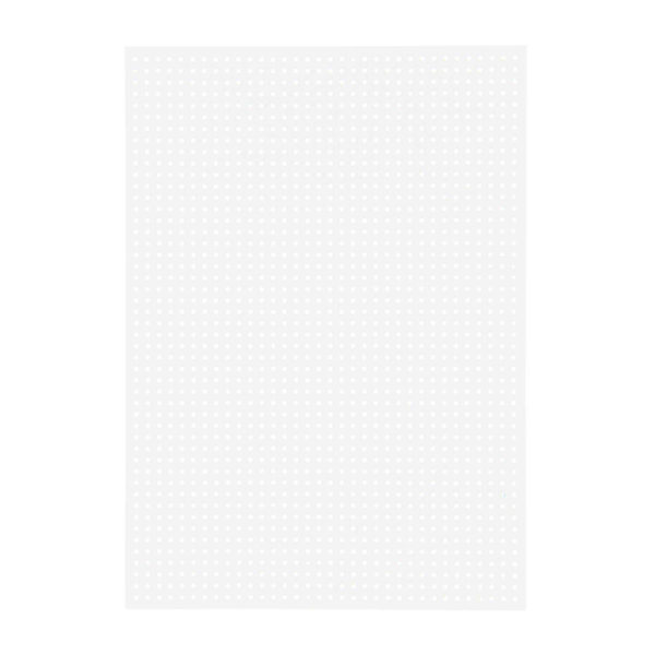 White Embroidery Board by Rico