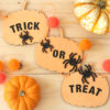 Handmade Craft Pumpkin Bunting