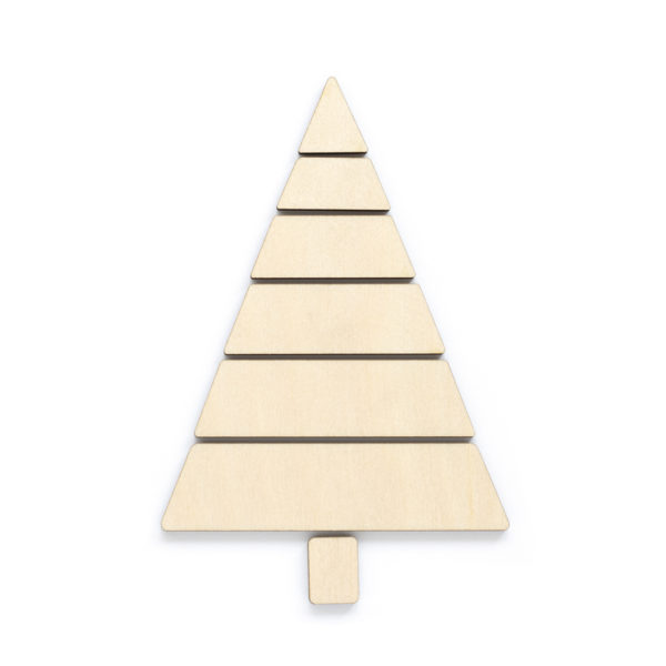 Wooden Tree Mobile