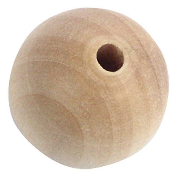 80mm wooden beads