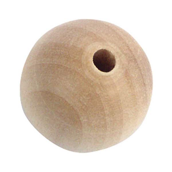 Wooden bead 60mm