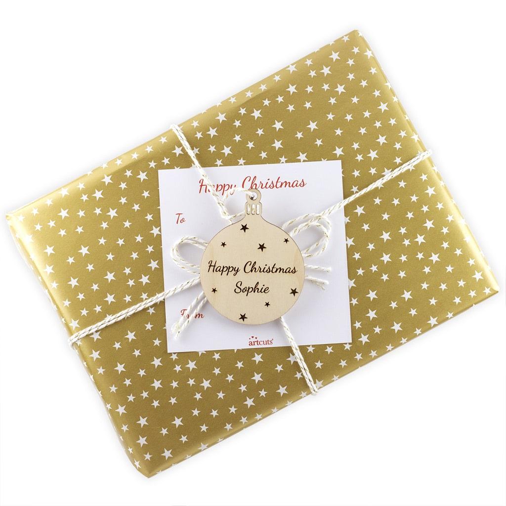 Luxury Christmas Gift Wrap