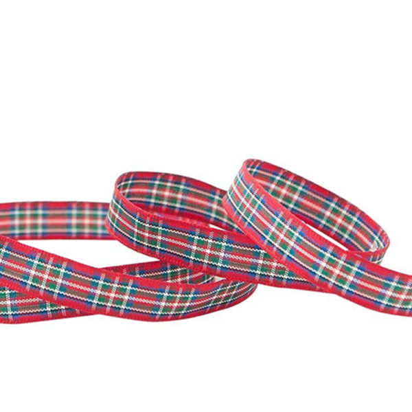 Royal Stewart Tartan Ribbon 10mm
