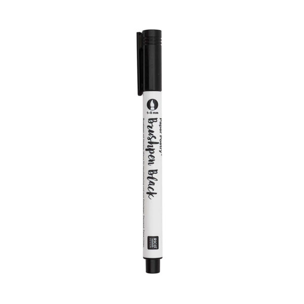 Rico Brushpen Black