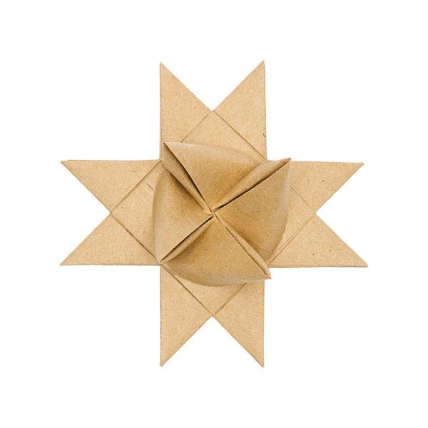 Rico Kraft Paper Froebel Stars
