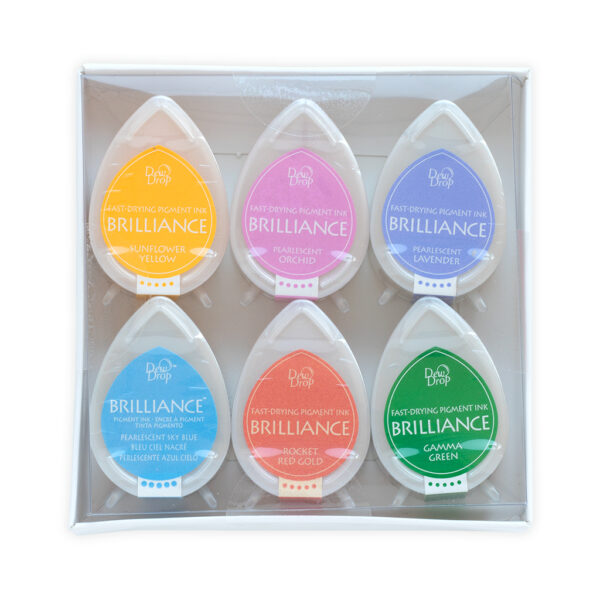 Brilliance ink set