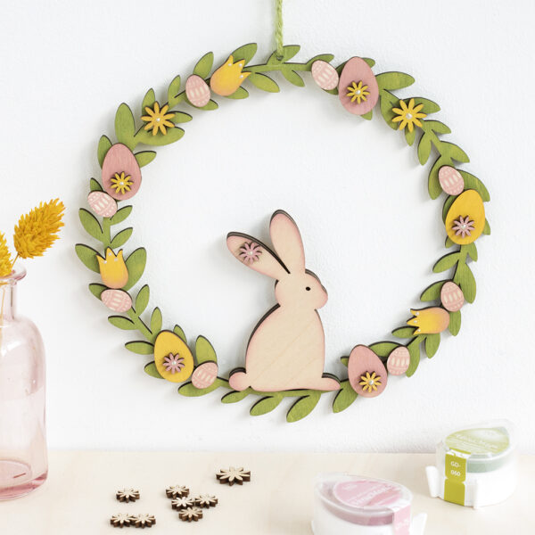 Easter Bunny Wreath Workshop