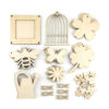 Wooden Spring Craft Bundle