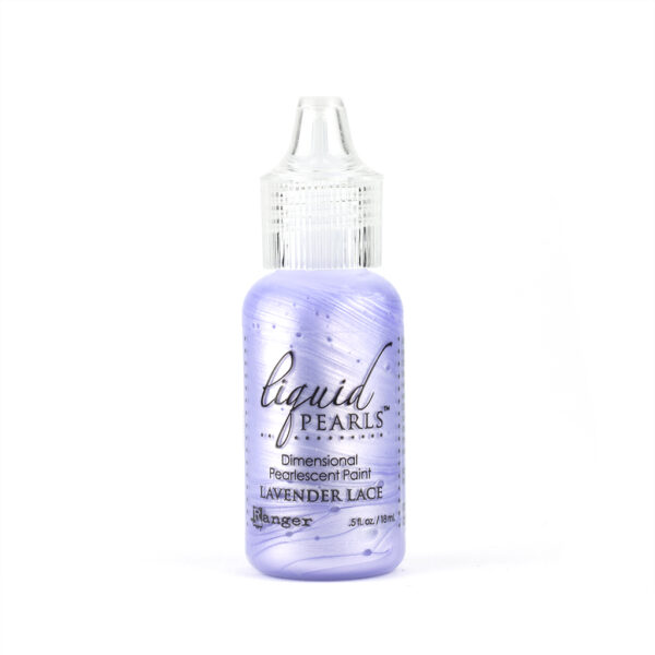 Lavender Lace Liquid Pearls