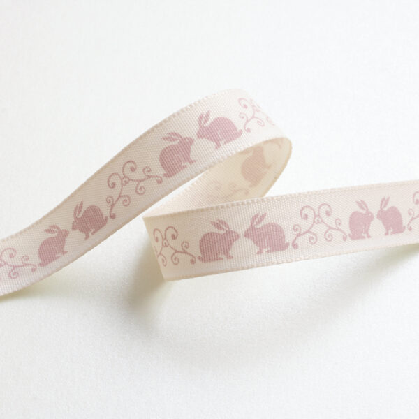 bunny rabbit ribbon