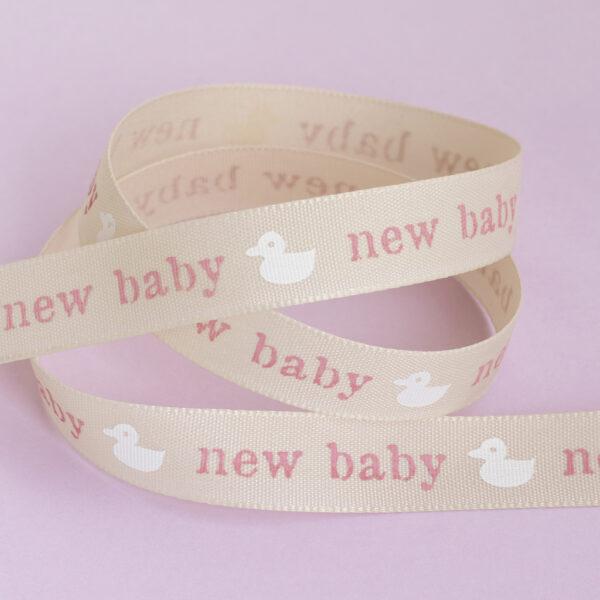 New Baby Pink Ribbon