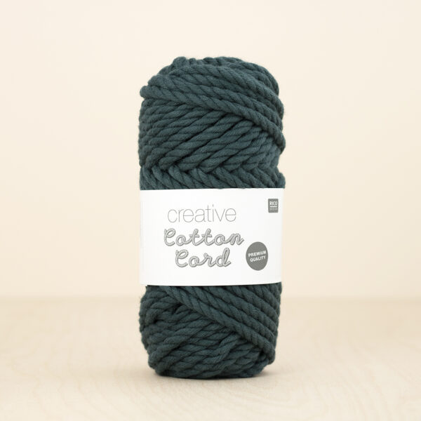 RicoRumi Teal Cotton Cord
