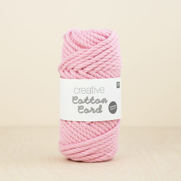 Cotton Cord Pink 008