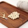 12mm Wooden Beads