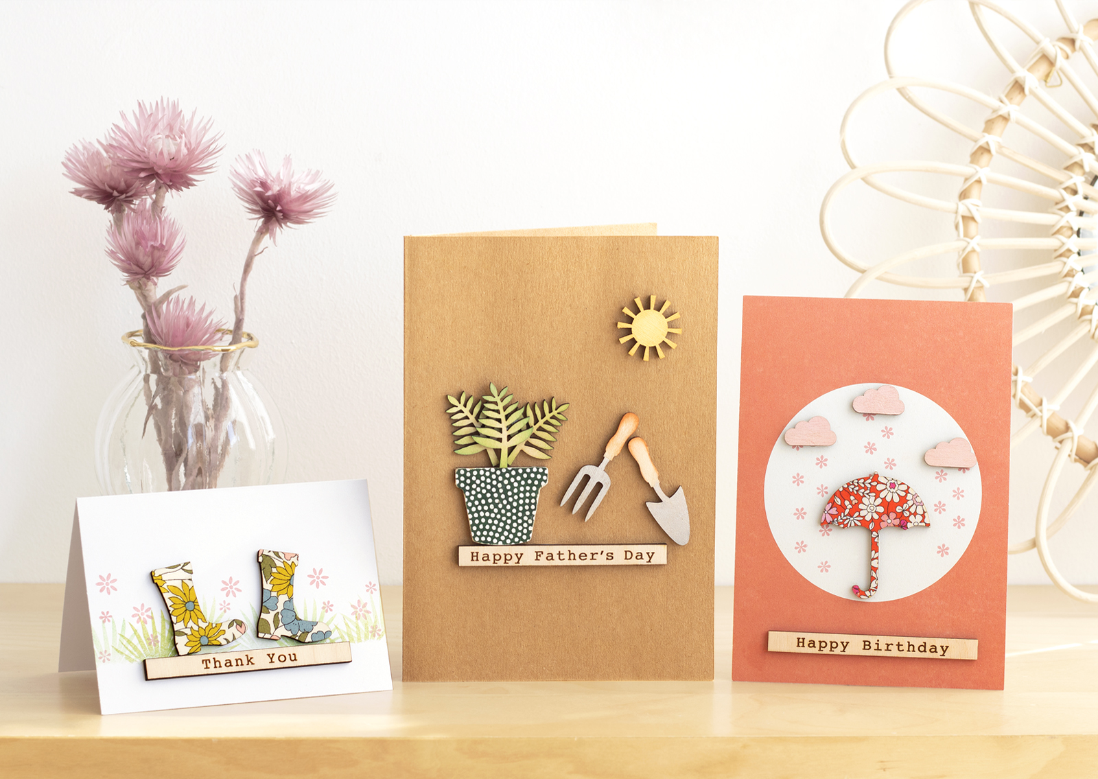 Handmade Spring cards