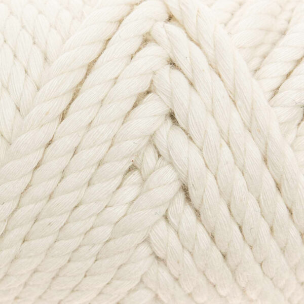 Cream Cotton Cord Rico