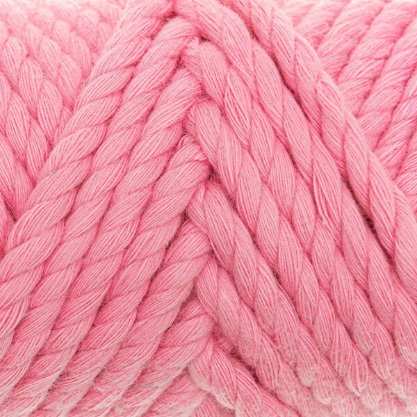 Pink Cotton Cord by Rico