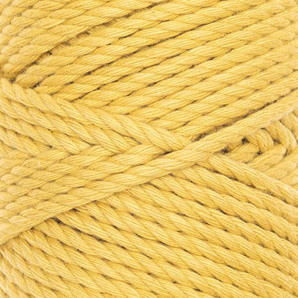 Creative Cotton Cord Skinny Yellow 002
