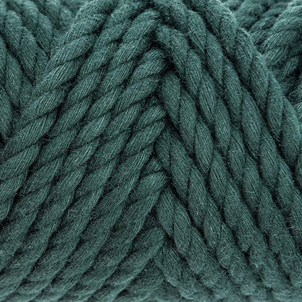 Teal Cotton Cord Rico