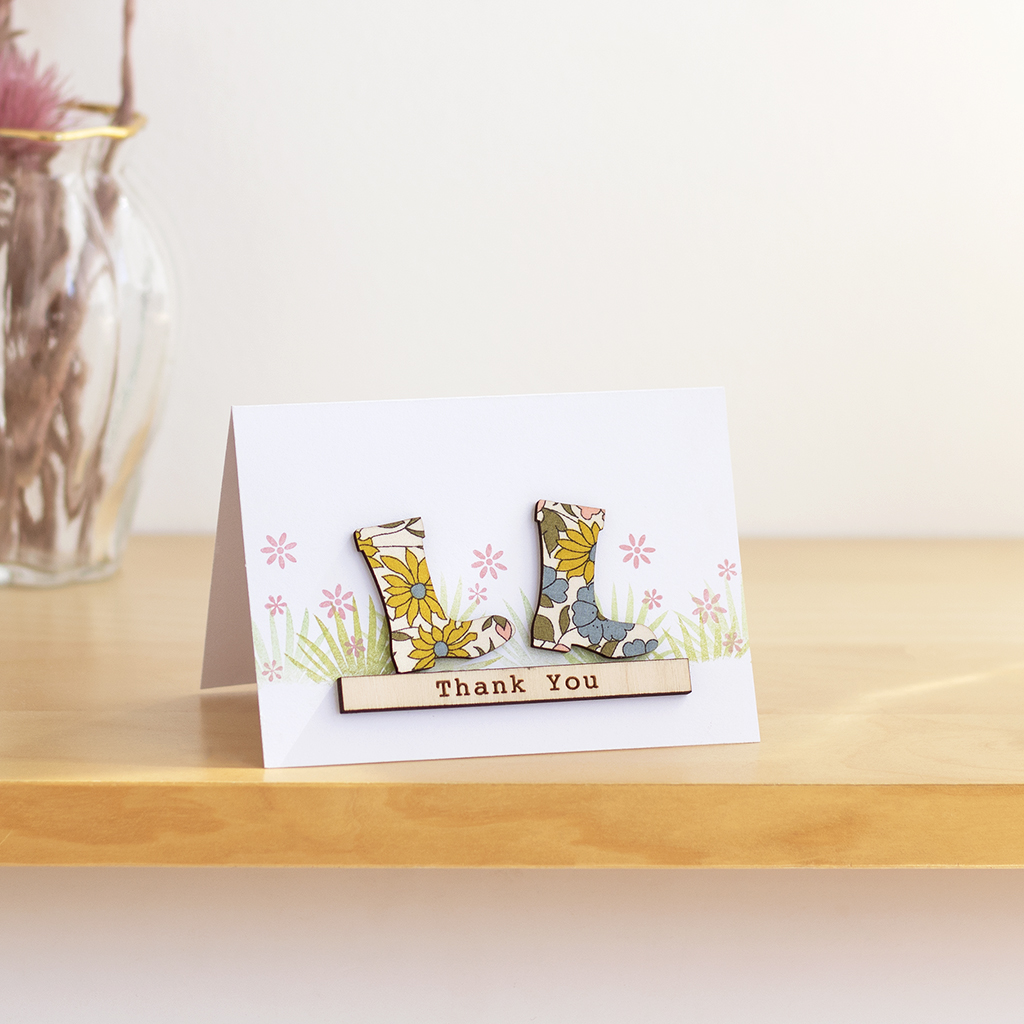 'Thank You Card'