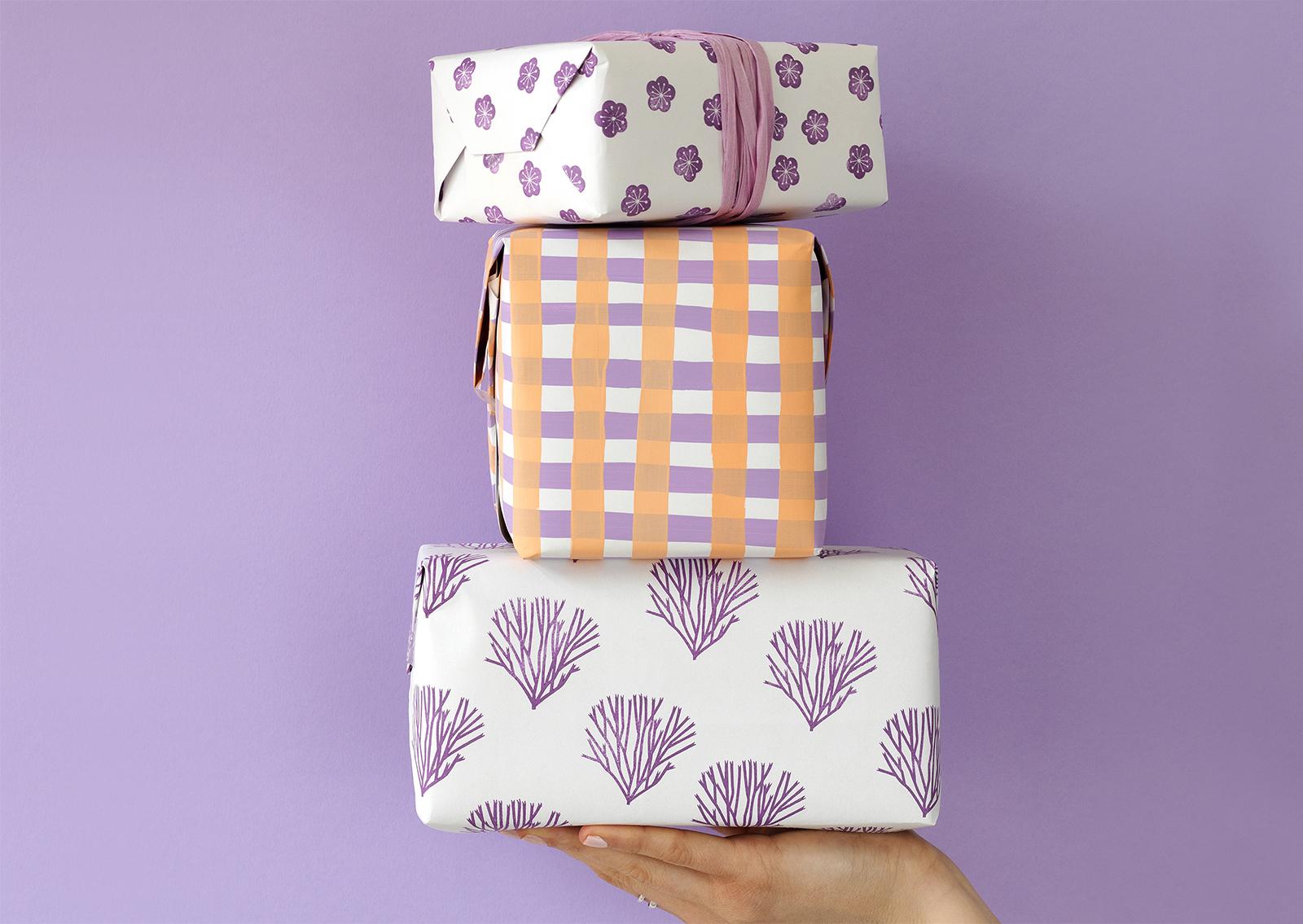 Handmade Gift WRap