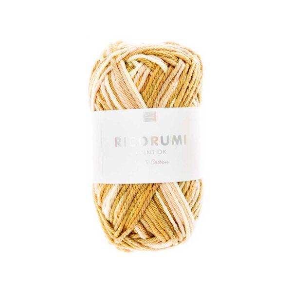 RicoRumi DK Yarn Mustard Mix