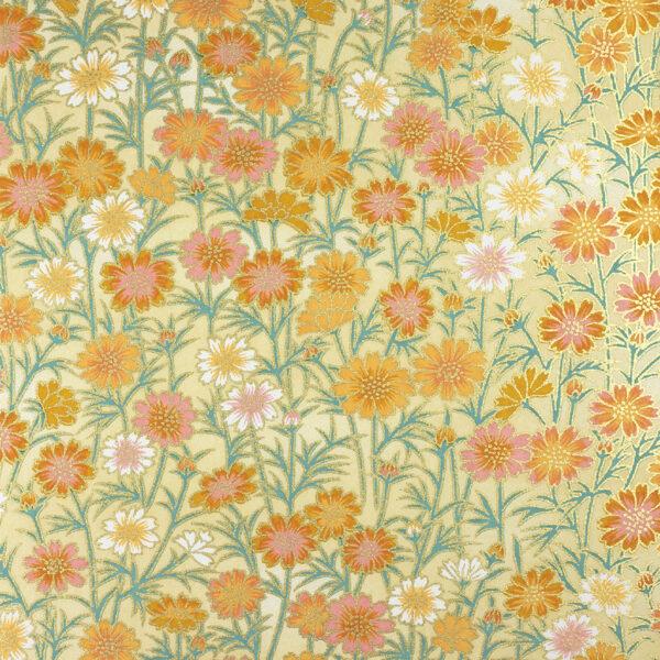 Orange Multi-Daisy