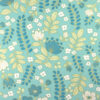 Turquoise Meadow Chiyogami Paper