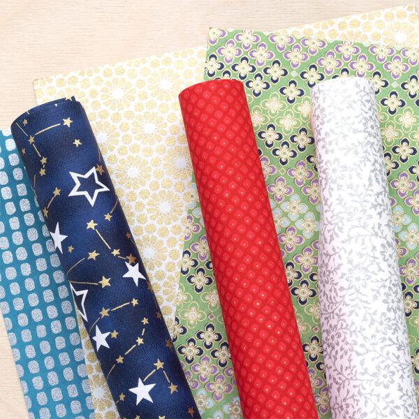 Christmas Chiyogami Paper Set