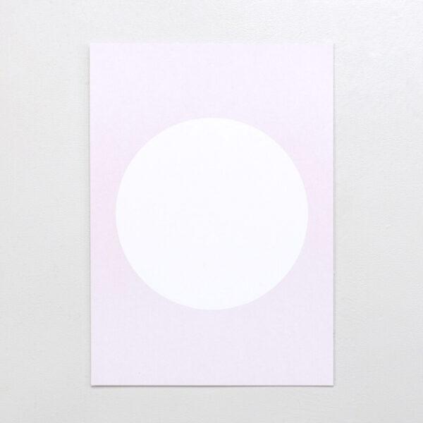 Soft Lavender Postcard