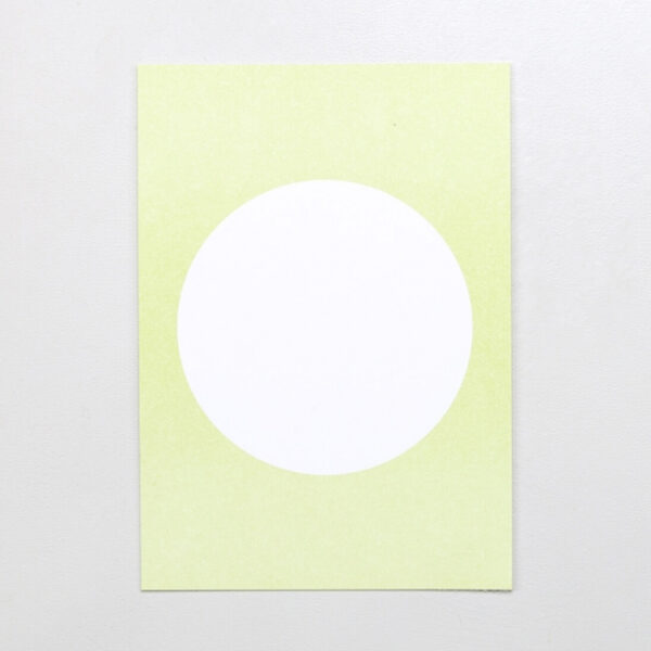 Lime Green Postcards