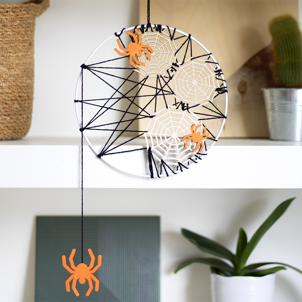 Halloween Spider's web
