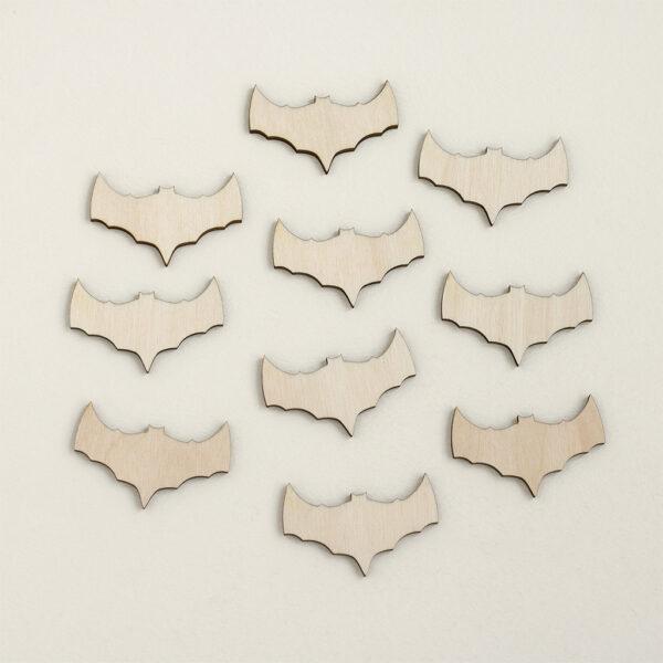 Mini wooden bats