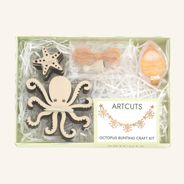 Artcuts Octopus Craft Kit